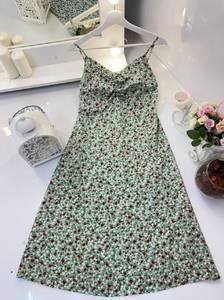 Платье короткое летнее А46873