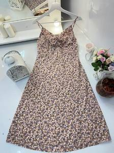 Платье короткое летнее А46874
