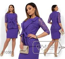 Платье Двойка Ц1378