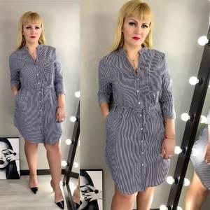 Платье короткое нарядное деловое Ц1622