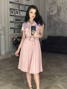 Платье короткое нарядное современное Х8441