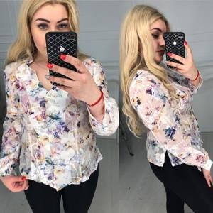 Рубашка прозрачная Ц1598