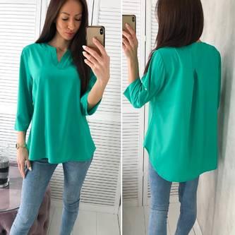 Блуза офисная Ц2384