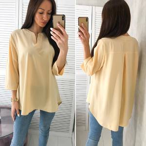 Блуза офисная Ц2386