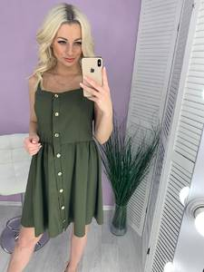 Платье короткое нарядное Ч2848