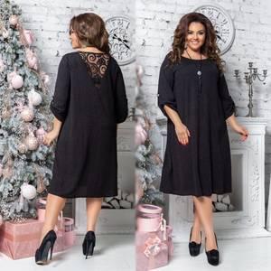 Платье короткое нарядное А11191