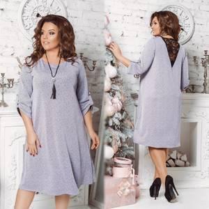 Платье короткое нарядное А11193
