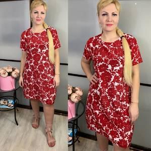 Платье короткое летнее Ц3822