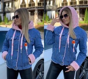 Джинсовая куртка А11166