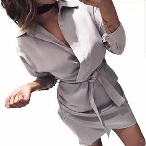 Платье короткое с рукавом 3/4 современное Х0284