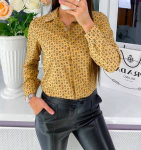 Рубашка с длинным рукавом А19390