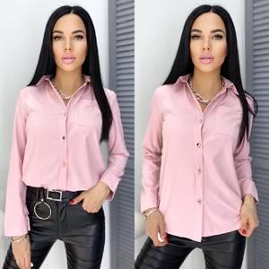 Рубашка с длинным рукавом А31827