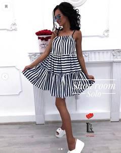 Платье короткое нарядное Ч3272