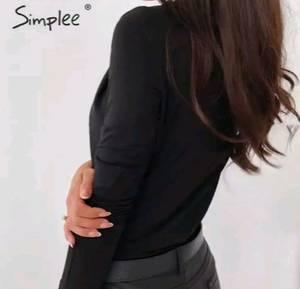 Блуза с длинным рукавом Я4837