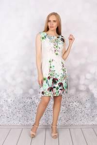 Платье короткое нарядное Ц5914