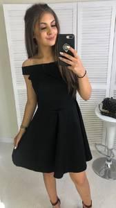 Платье короткое современное Ч4070
