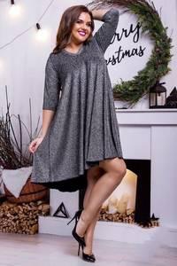 Платье короткое вечернее А57418