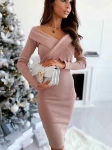 Платье короткое облегающее А57445