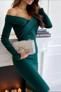 Платье короткое облегающее А57446