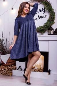 Платье короткое вечернее А57420