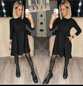 Платье короткое современное А59096