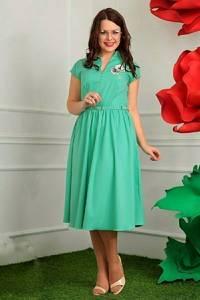 Платье короткое летнее Ш9034