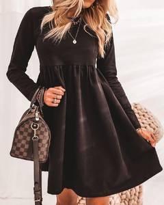 Платье короткое современное А59098