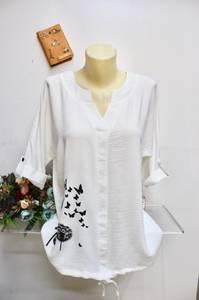 Блуза нарядная А35220
