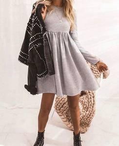 Платье короткое современное А59100