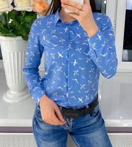 Рубашка с длинным рукавом Я4743