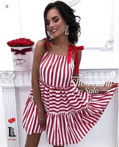 Платье короткое летнее Ч3273