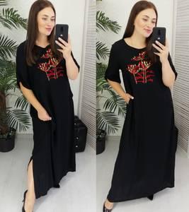 Платье длинное летнее Ч3862