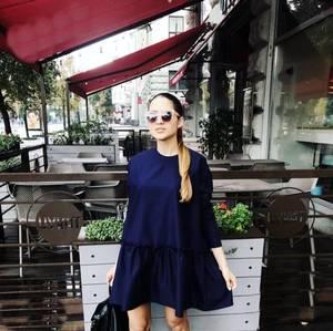Платье короткое современное Ч3772