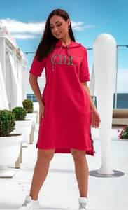 Платье короткое летнее А48070