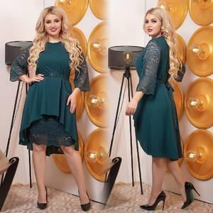 Платье короткое нарядное Ш9043