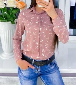 Рубашка с длинным рукавом Я4744