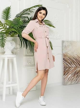 Платье короткое современное А39107