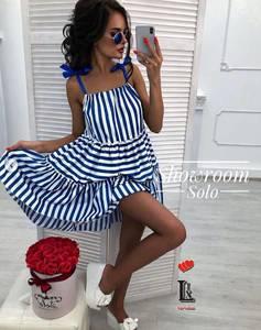 Платье короткое летнее Ч3274