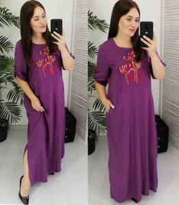 Платье длинное летнее Ч3863