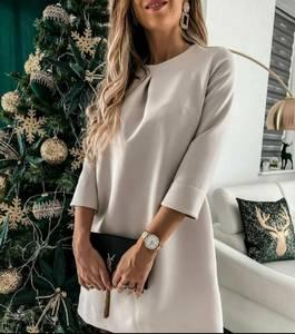 Платье короткое современное А57433