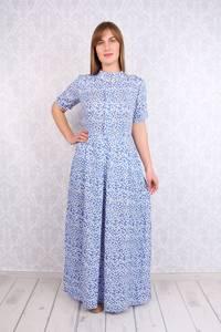 Платье длинное летнее Ц5936