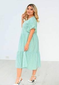 Платье длинное летнее А50109