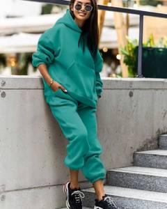 Костюм на флисе модный А57382