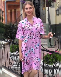 Платье короткое летнее Ч7702