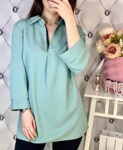 Блуза офисная Я4866