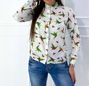 Рубашка с длинным рукавом Я4747