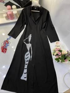 Платье длинное летнее А53350