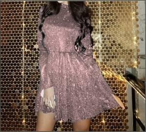 Платье короткое нарядное А59339