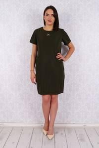 Платье короткое нарядное Ц5971