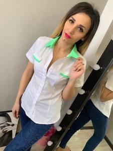 Рубашка с коротким рукавом Ц9200
